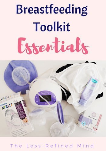 Whether you're just starting out nursing or a seasoned pro, there's something here for everyone. My toolkit has you covered for all eventualities so you can comfortably breastfeed for as long as you wish. #breastfeeding #nursing #breastfeedingtoolkit #normalisebreastfeeding #normalizebreastfeeding