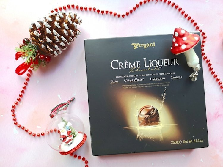 Lakeland Christmas Creme Liqueur Truffles