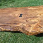 Douglass fir bench