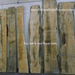 Maple Slabs