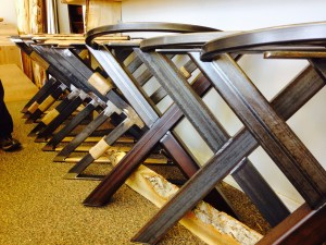 Steel Cross Legs For Table Top