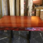 Douglas Fir Table