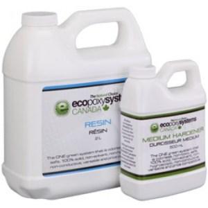 Ecopoxy Medium Kit