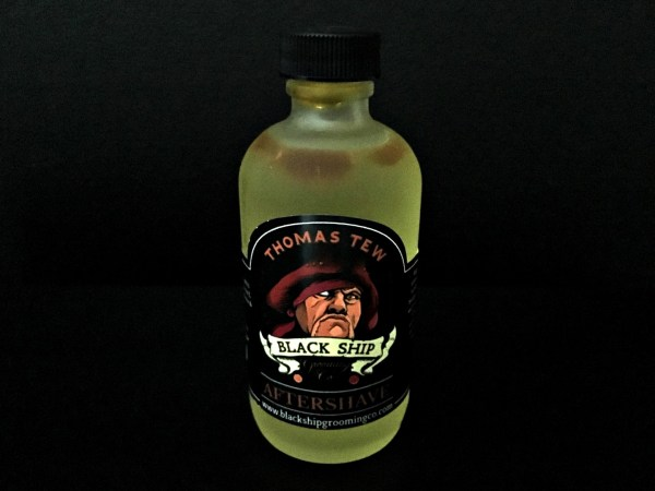Black Ship Grooming Co. Thomas Tew Aftershave