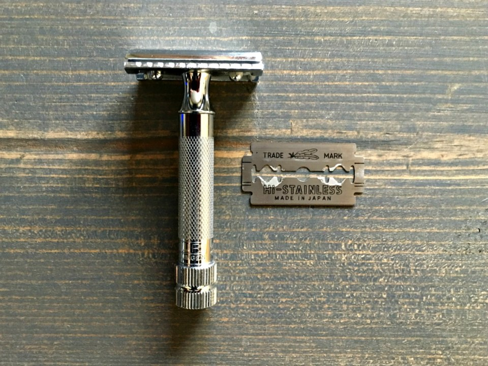 What is a Safety Razor?