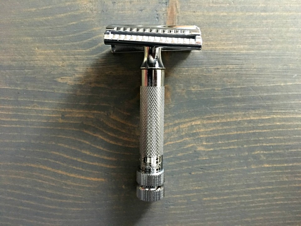 Merkur 37C Safety Razor