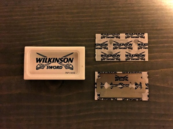 Wilkinson Sword Razor Blade Review