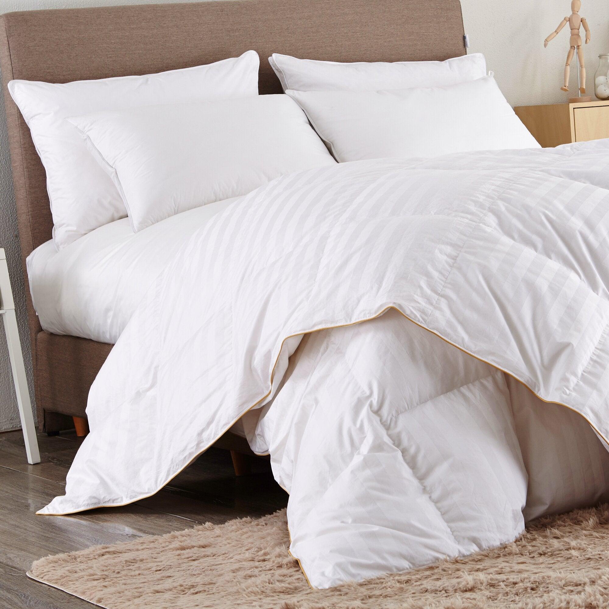 500 all season goose down comforter