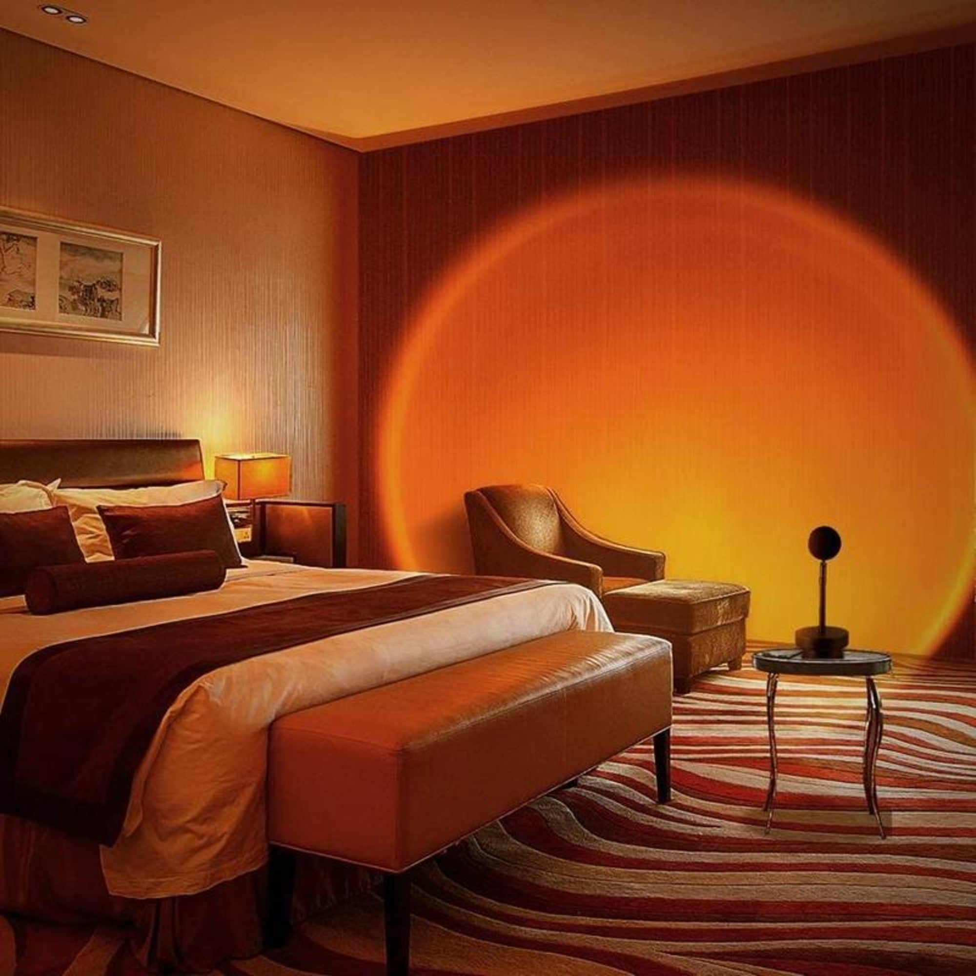 where to buy sunset projection lamps 2021