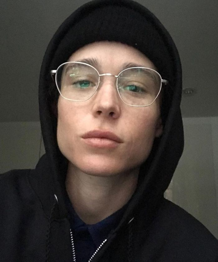 """Absolutely, 100%, I Was A Boy"": Elliot Page Talks About Growing Up Trans"