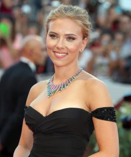 Scarlett Johansson Has A Skin-Care Line Products Coming