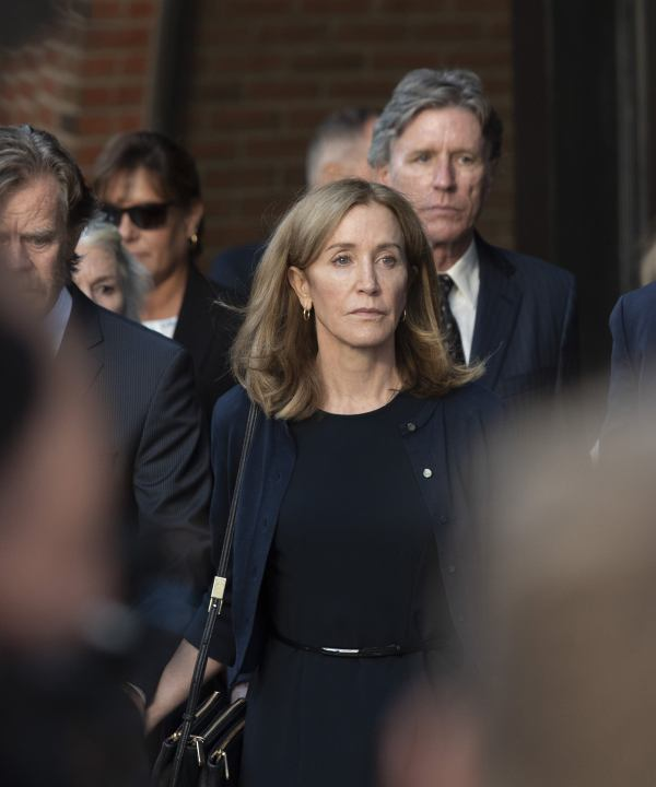 Felicity Huffman Just Started Her Prison Sentence