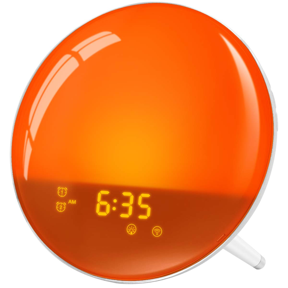 Best Wake Up Light Alarm Clocks For Daylight Savings
