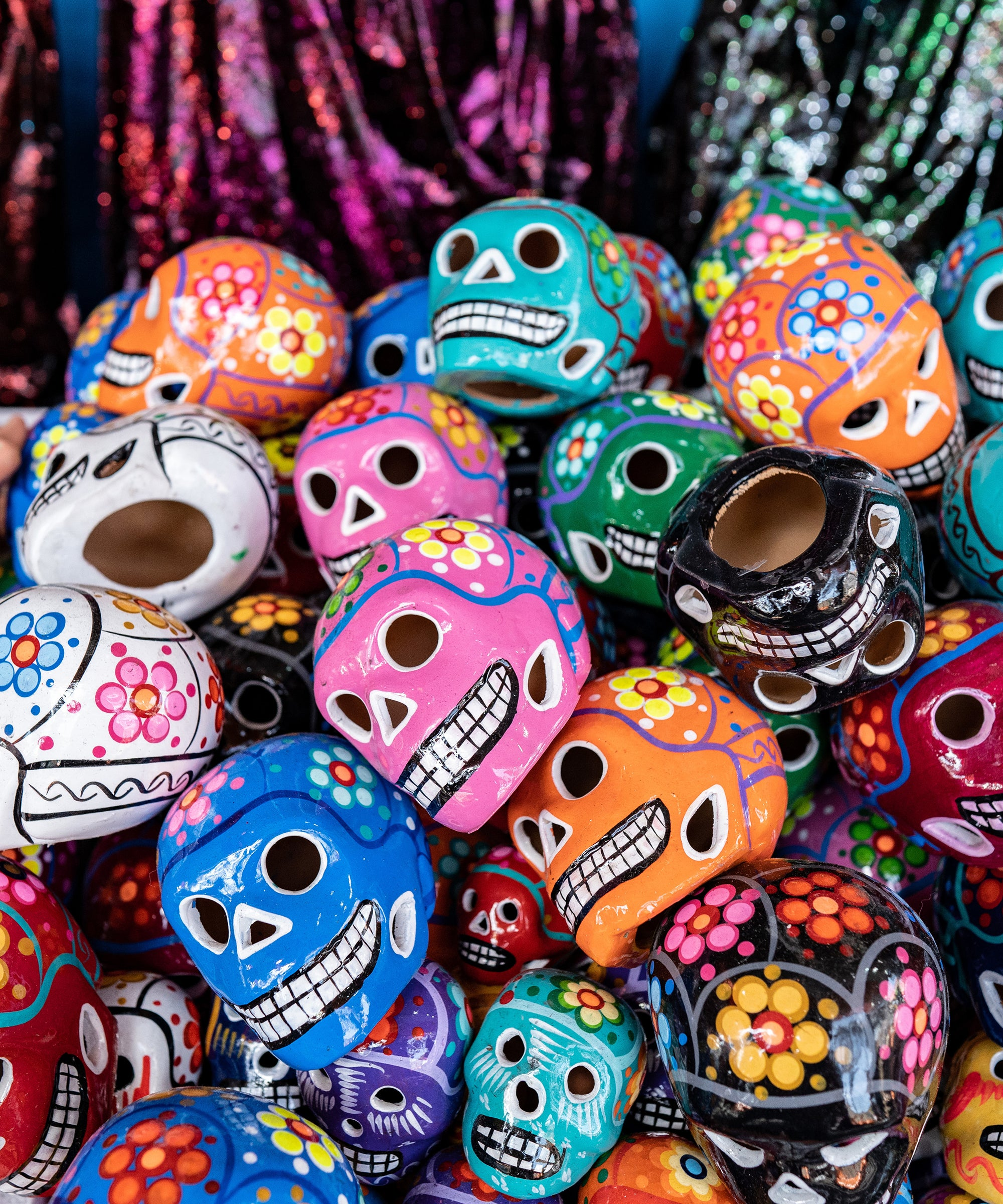 Sugar Skull Meaning In Mexican Day Of The Dead History
