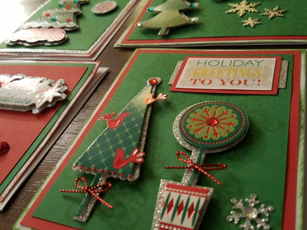 Holiday Greetings Craft