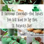 11 Awesome Chocolate Mint Treats You Will Want to Try This St. Patrick's Day + Funtastic Friday