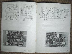 Revox A77 Circuit Diagrams, Circuit Board Layouts