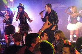 Reflections of Corporate Party Band Melbourne Hire