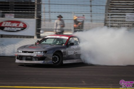 Garrett Denton Drifting at Irwindale