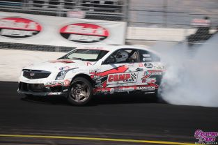 Cadillac ATS Drift car