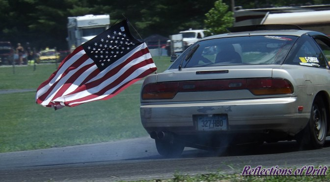 #ThrowbackThurdays – Lime Rock Park Drifting – July 2015