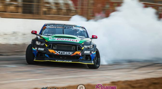 Thorley and Woolhouse Top D1NZ Pro Drifting Round 2 Qualifying Results