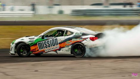 Mission Dispensary Toyota GT86