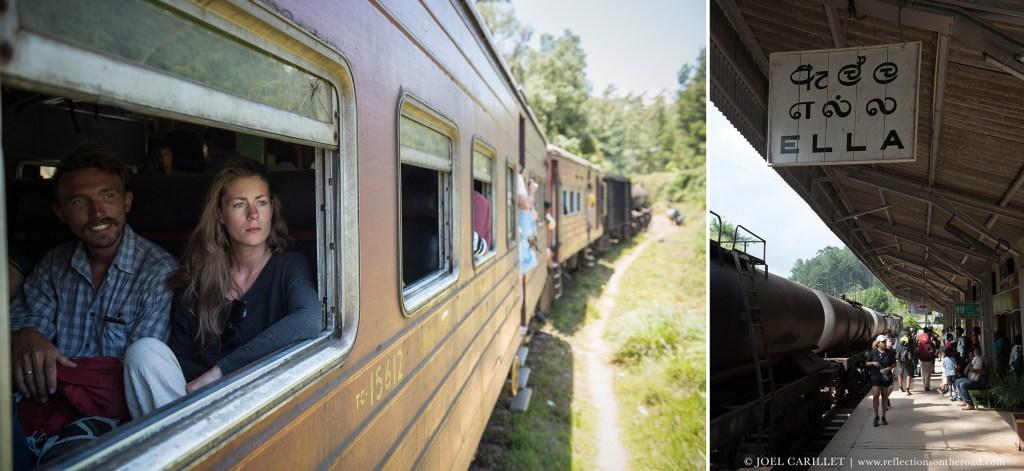 Train to Ella, Sri Lanka