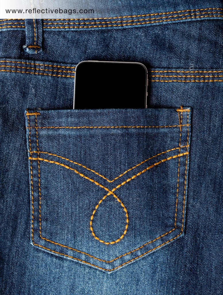 Custom Grocery Bag With Phone Pocket - Why You Need it Too