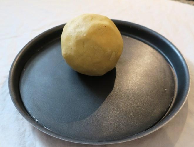 Citrontærte - dej