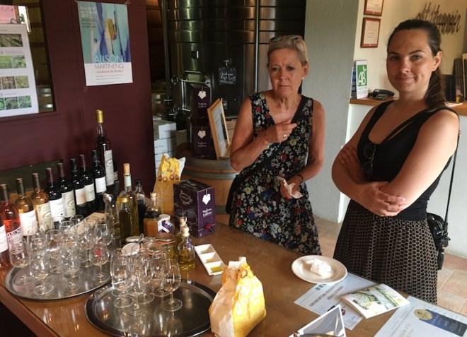 Vinsmagning i Provence