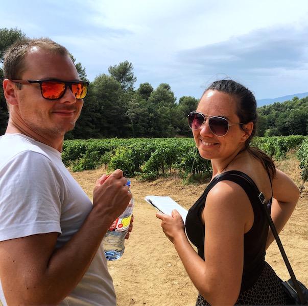 Økologisk vin