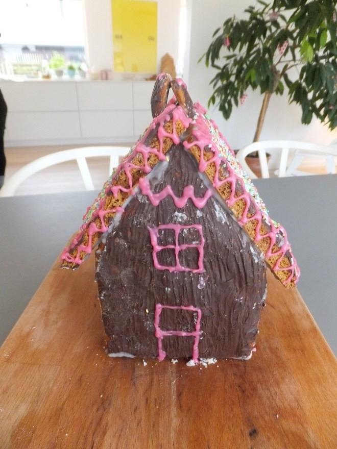 Honningkage-hus