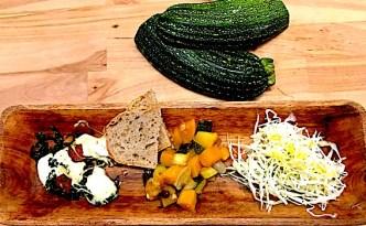 Tapas med græskar og squash