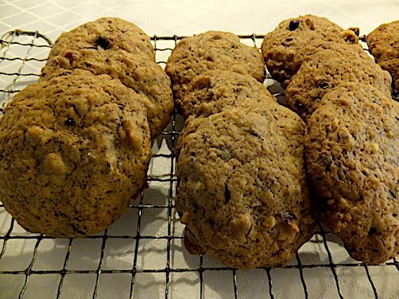 Cookies klar til kaffen