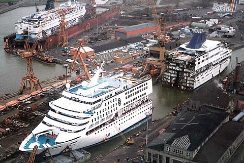 Afbeeldingsresultaat voor Norwegian Wind Lloyd Werft