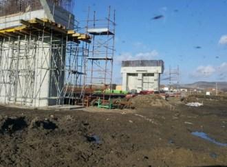 Progres NESEMNIFICATIV pe tronsonul de autostradă dintre Câmpia Turzii și Chețani