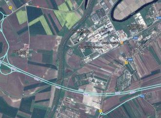 VIDEO – VEZI care este stadiul lucrărilor la nodul de autostradă Luduș-Chețani