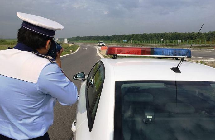 Cumul de infracțiuni rutiere reţinute în sarcina unui bărbat din Alba Iulia