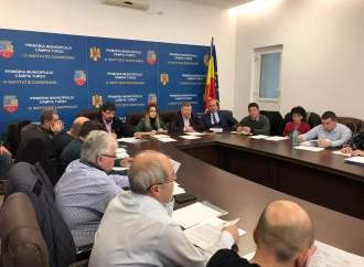 DISPOZIŢIE Nr.738 din 06.11.2018 privind convocarea Consiliului Local al Municipiului Câmpia Turzii în şedinţă extraordinară