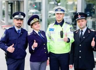 Peste 2800 de posturi scoase la concurs in scolile de politie