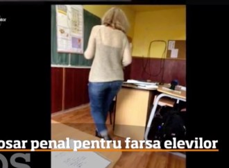Pedeapsă NEDREAPTĂ pentru elevii care au făcut o farsă profesoarei de Limba Română