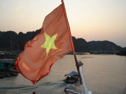 drapeau vietnamien