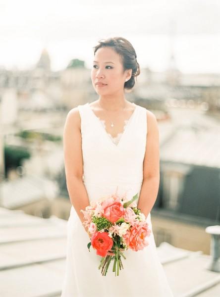 mariage décoration florale fleurs paris vincennes