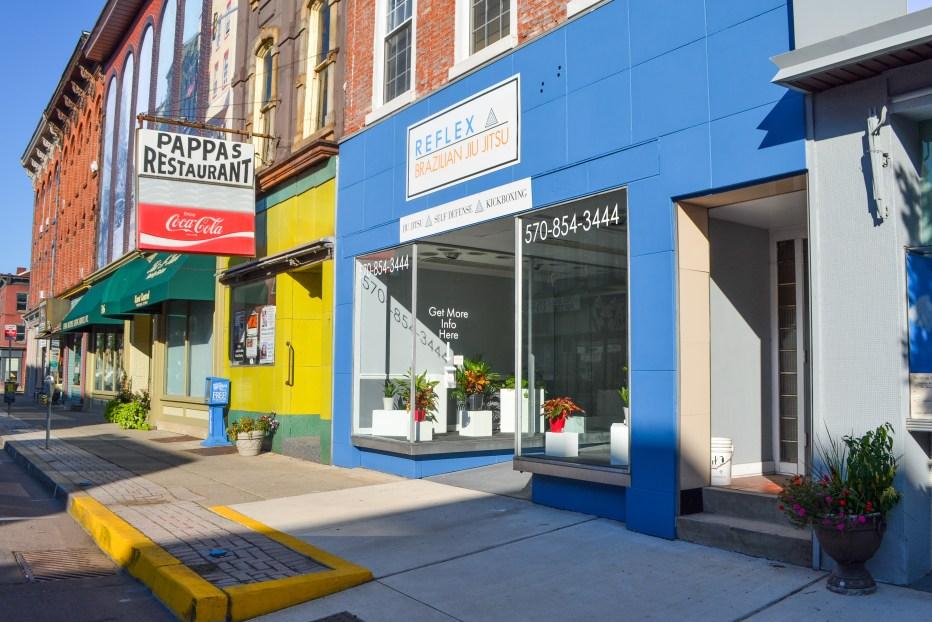 Reflex Storefront in Danville PA