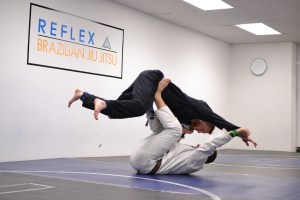 Reflex BJJ Cody Flying