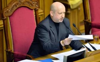 Presidente ucranio