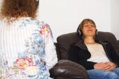Séance d'hypnose