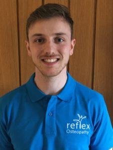 Gary Whelan Osteopath in Reading