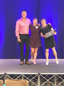 reflex spinal health practice manager one of the award winners